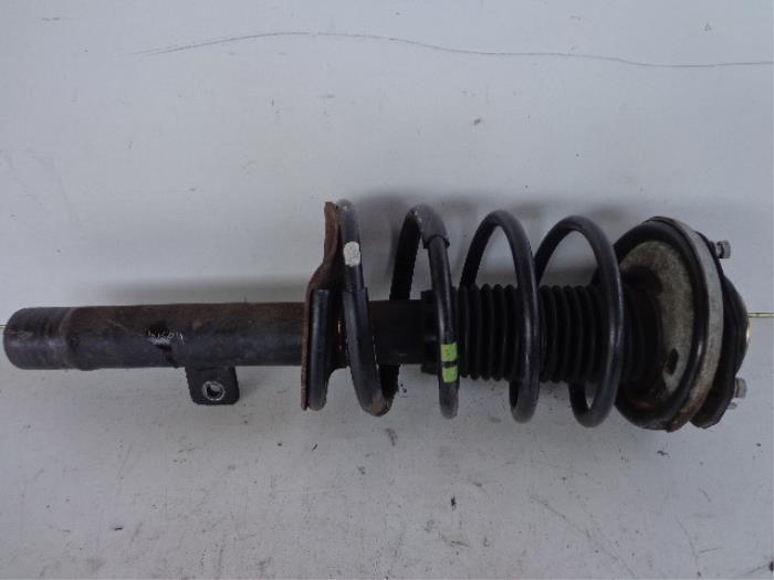 Citroen Berlingo Front shock absorber rod, left - car parts