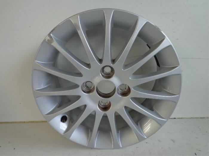 Toyota Yaris Wheel Car Parts