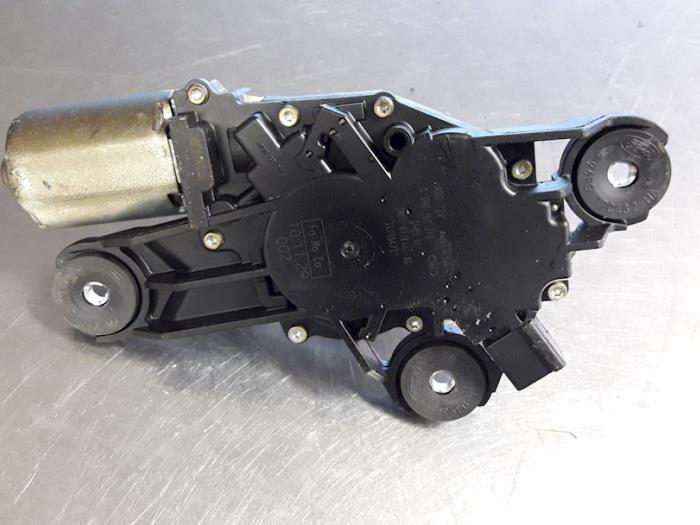 Motor Ruitenwisser achter van een Ford S-Max (GBW) 2.0 TDCi 16V 140 2011