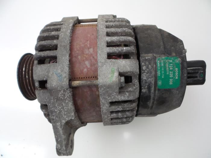 Hyundai I10 Alternator - car parts