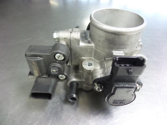 Hyundai I20 Throttle body - car parts