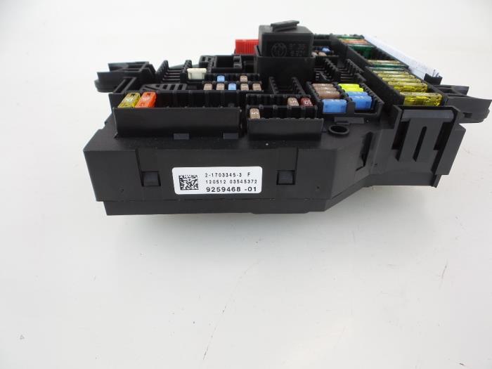 Used Bmw X3  F25  Xdrive20d 16v Fuse Box