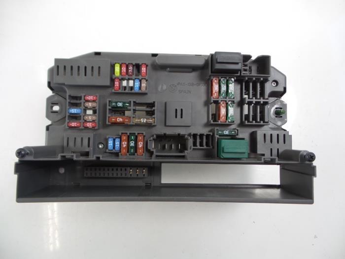 bmw x6 fuse box