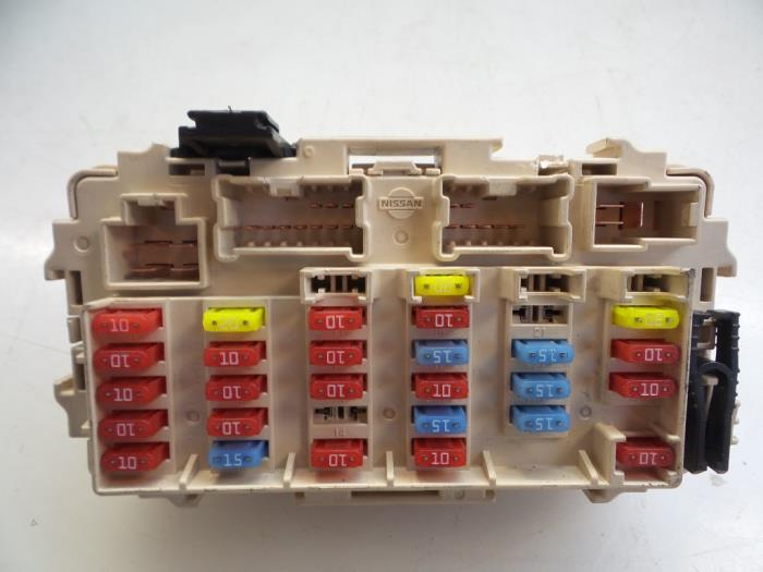 Nissan X Trail Fuse Box Car Parts