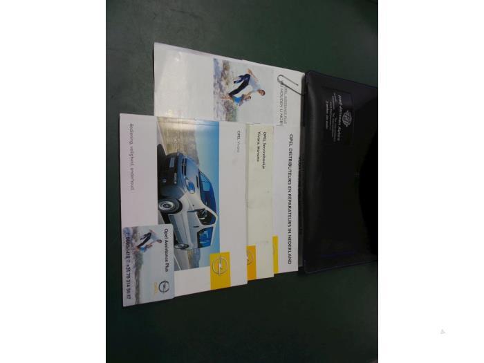 opel vivaro betriebsanleitung - autoteile