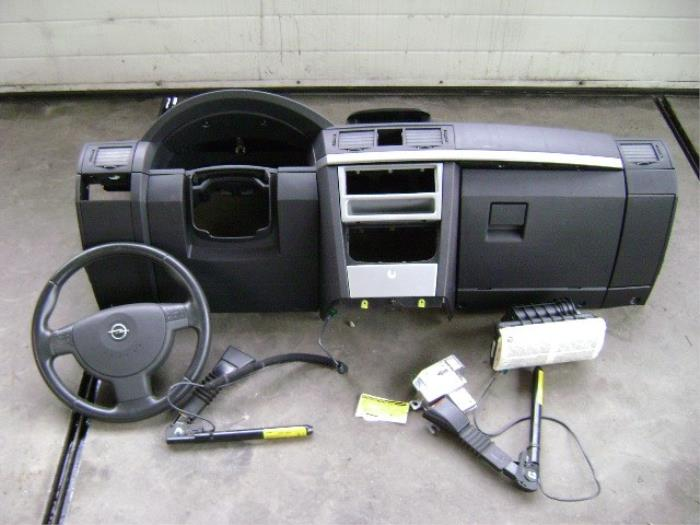 opel meriva kit module airbag pi ces de voiture. Black Bedroom Furniture Sets. Home Design Ideas