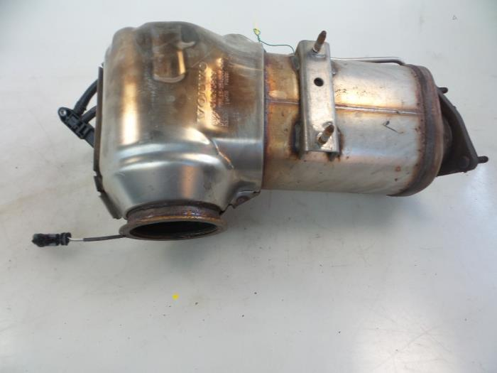 Volvo S40/V40 Particulate filter - car parts