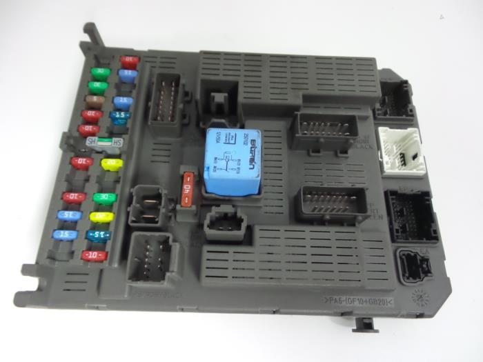 Citroen C8 Fuse Box Car Parts Jeep