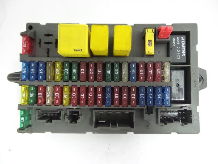 landrover discovery fuse box car parts rh broekhuis autos nl