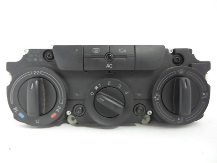 Skoda Octavia Heater control panel - car parts