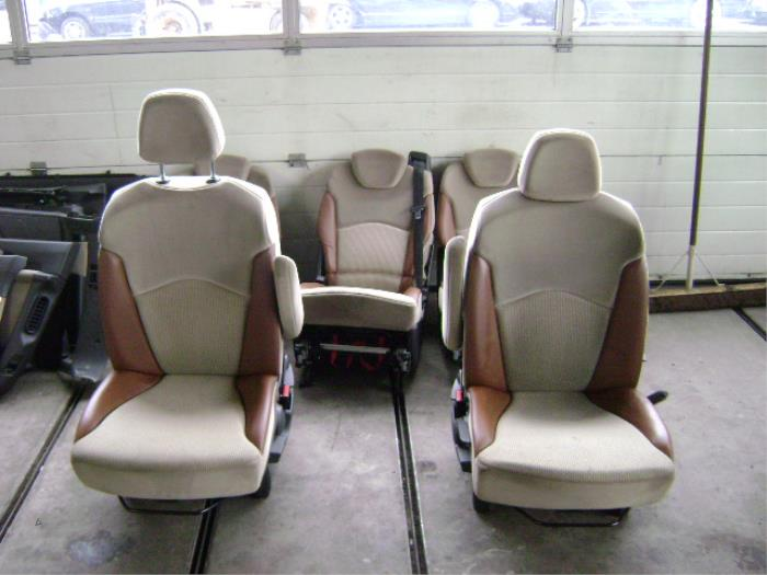 Peugeot 807 interieur bekledingsset kopen for Interieur 807 peugeot