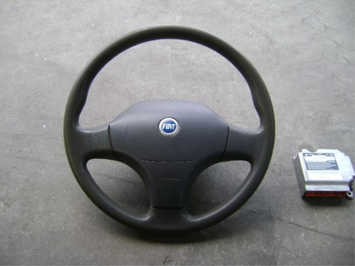 Fiat Ducato Left Airbag Steering Wheel Car Parts