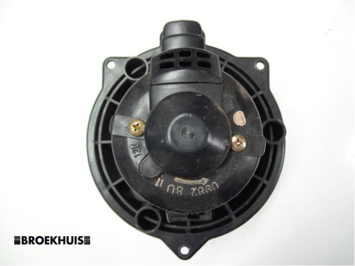 Daihatsu Sirion Heating and ventilation fan motor - car parts