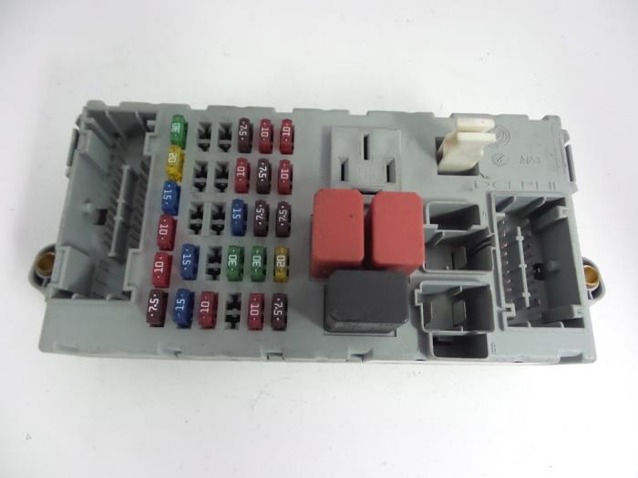 Schema Electrique Fiat Panda
