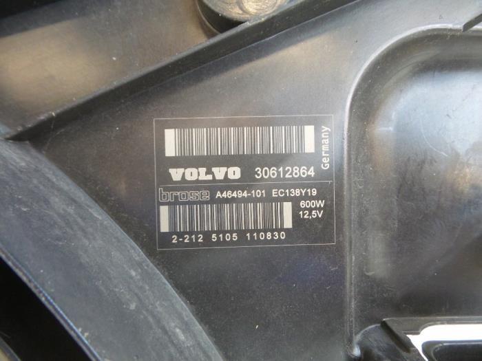Volvo XC90 Fan motor - car parts