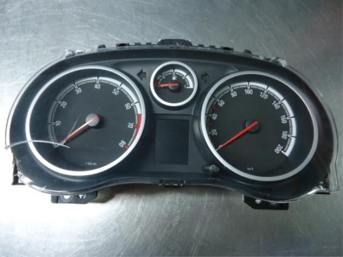 Opel Corsa Odometer KM - car parts