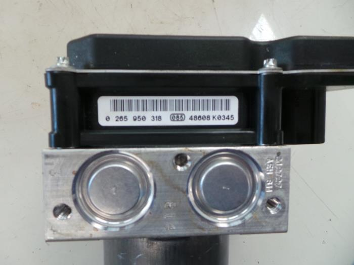 BMW X3 ABS pump - car parts