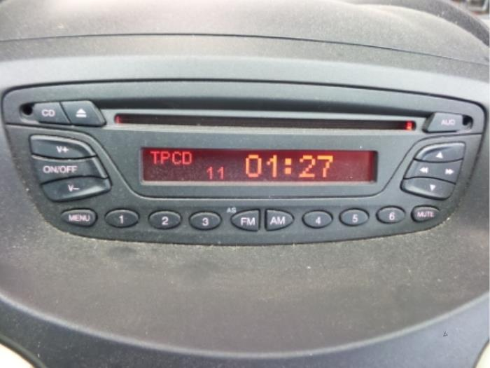 Ford Ka Radio Cd Player
