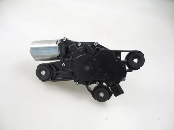 Motor Ruitenwisser achter van een Ford S-Max (GBW) 2.0 TDCi 16V 140 2008