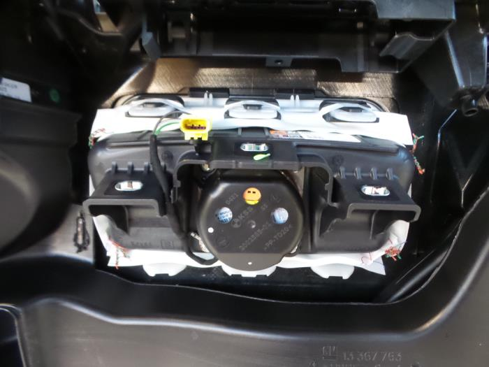 opel astra kit module airbag pi ces de voiture. Black Bedroom Furniture Sets. Home Design Ideas