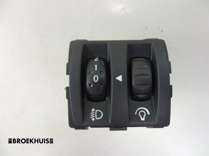 Headlight Switch Construction : Renault scenic ihv headlight switch car parts