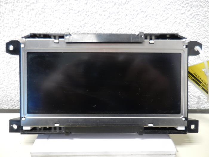 Gebruikte audi a6 display interieur 4f0919603 bpp auto for Auto onderdelen interieur