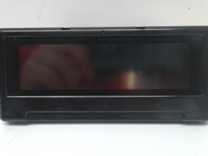 Gebruikte volvo v50 mw 2 0 d 16v display interieur for Auto onderdelen interieur