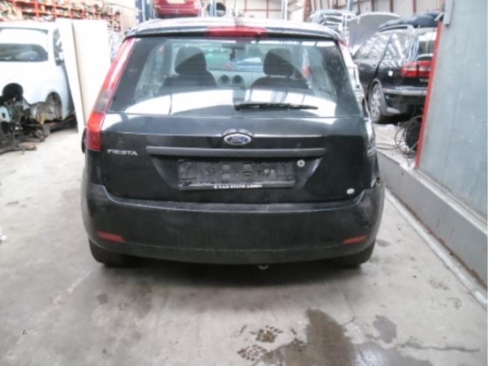 Handgreep Achterklep van een Ford Fiesta VI 1.3 2005