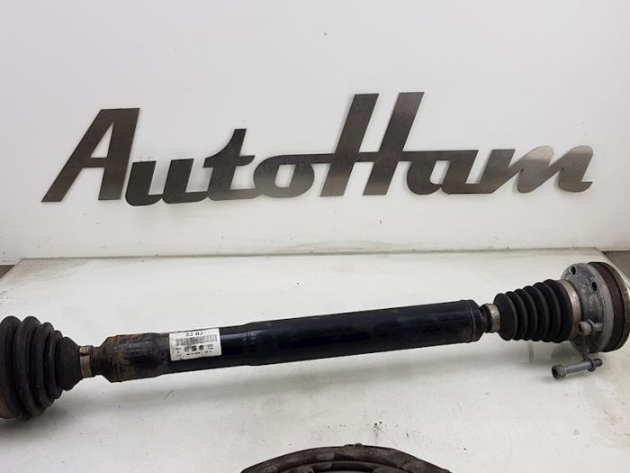 Gebruikte Volkswagen Golf Vi 5k1 2 0 Gti 16v Aandrijfas Rechts