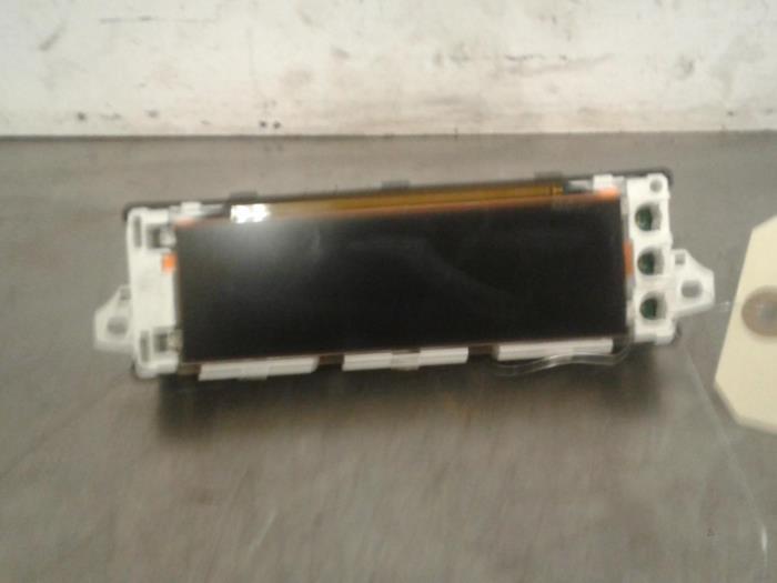 Gebruikte peugeot 308 4a c 1 6 hdi 16v display interieur for Auto onderdelen interieur