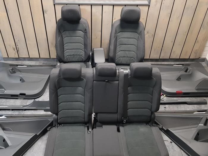 Gebruikte Volkswagen Tiguan (AD1) 2.0 TDI 16V 4Motion Interieur ...