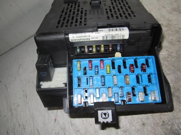 Renault Megane Expression Fuse Box : Used renault megane ba sa v fuse box