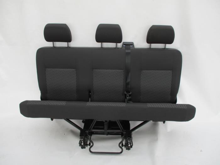 Superb Rear Bench Seat For Volkswagen Transporter 7H0885669L Dailytribune Chair Design For Home Dailytribuneorg