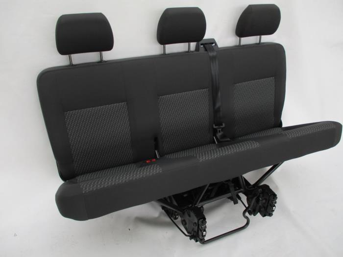 Awe Inspiring Rear Bench Seat For Volkswagen Transporter 7H0885669L Dailytribune Chair Design For Home Dailytribuneorg