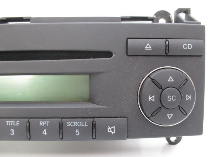 radio voor volkswagen crafter a0048204086 ha1112c0001153. Black Bedroom Furniture Sets. Home Design Ideas