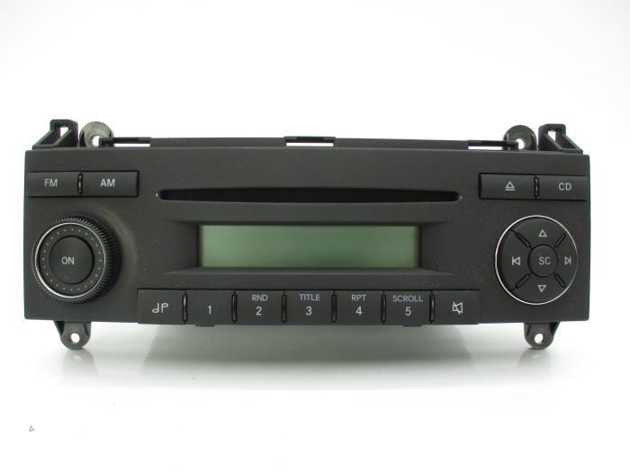 radio algemene bedrijfsauto combinatie vw transporter. Black Bedroom Furniture Sets. Home Design Ideas