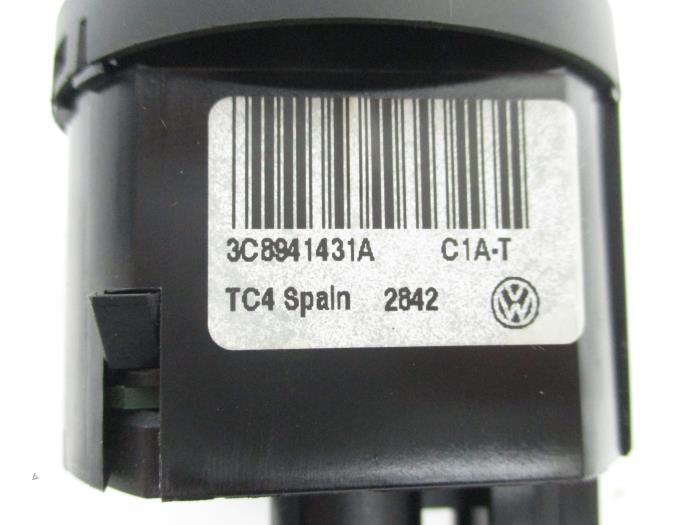 Gas Licht Nl : Licht schalter für volkswagen caddy c a abc parts
