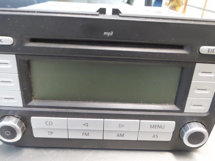 Volkswagen Caddy Radio CD Speler