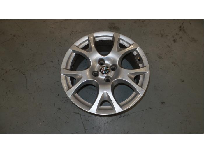 Alfa Romeo Mito Velg