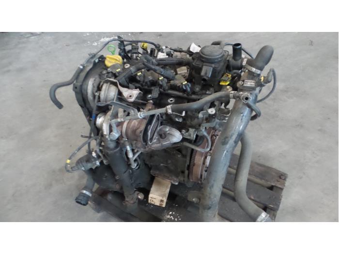 Alfa Romeo Mito Motor