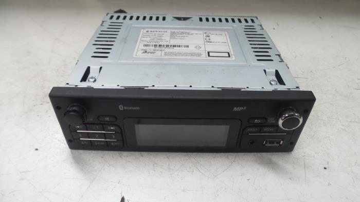Mercedes Citan Radio
