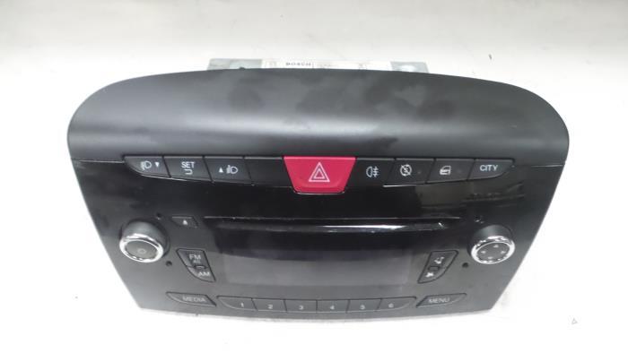 Lancia Y(Psilon) Radio