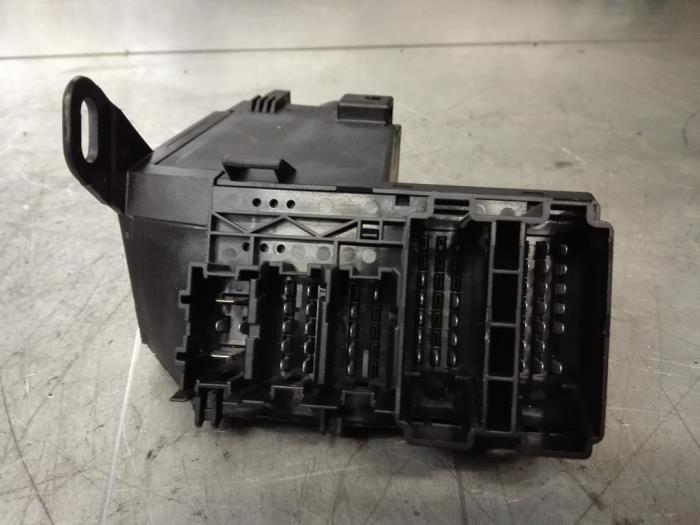Licht Schakelaar van een Mercedes CLK (W208) 2.0 200 16V 1998