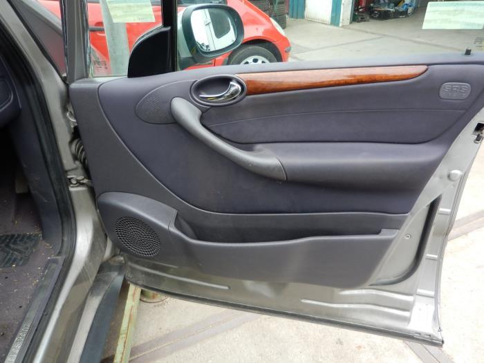 Gebruikte Mercedes A (W168) 1.9 A-190 Interieur Bekledingsset ...