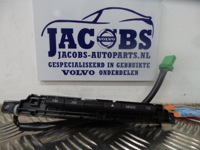 Gebruikte Volvo Xc60 Radiobedienings Paneel 31300019 Jacobs Auto