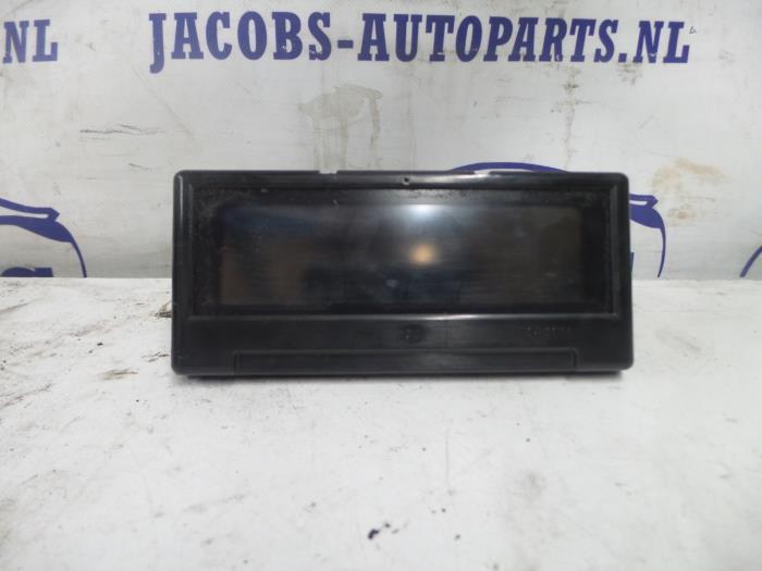 Gebruikte Volvo V50 Display Interieur - 8696495 D4202T - Jacobs auto ...