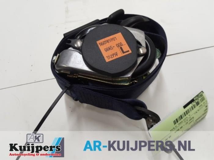 Gordelspanner links - Audi A6