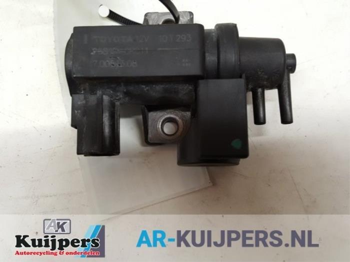 Turbodruk sensor - Toyota Rav-4