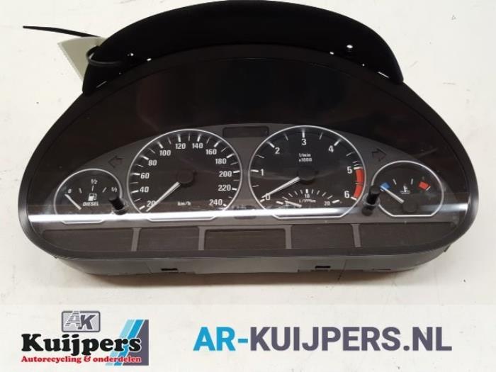 Kilometerteller KM - BMW 3-Serie