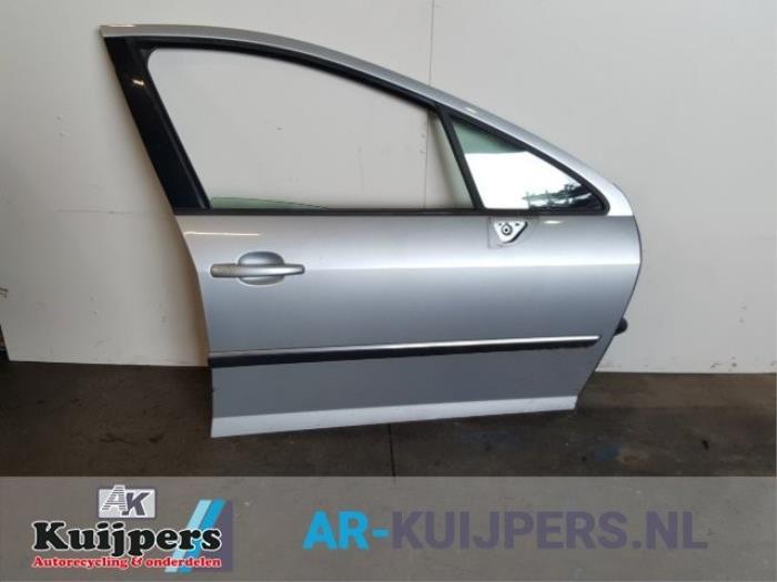 Portier bovenbouw 4Deurs rechts-voor - Peugeot 407